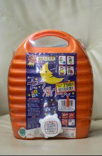Hot compress from Japan