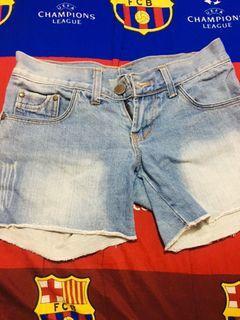 Hotpants Greet Jeans