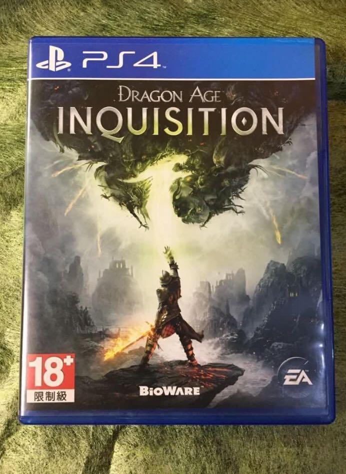 Kaset PS4 Dragon Age Inquisition