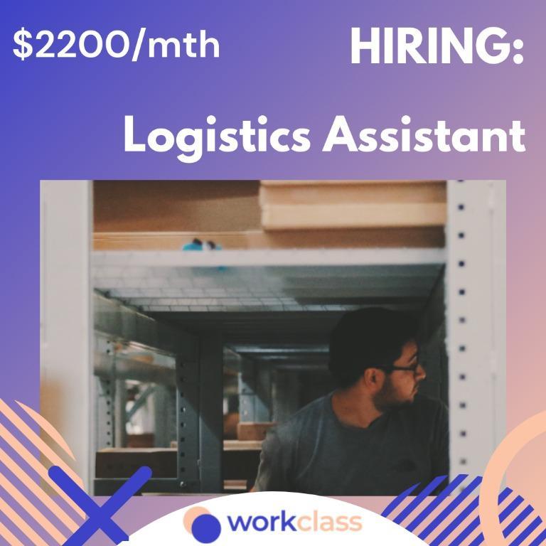 logistics assistant