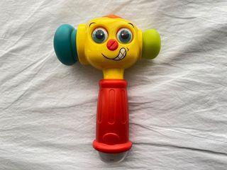 Mainan bayi Hammer