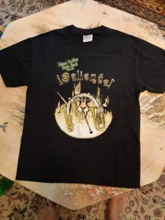 NEASE PANTHER PRIDE BAND T-SHIRT