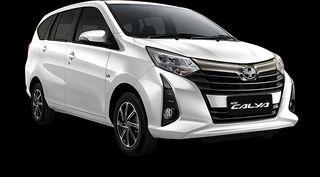 Paket Prepare Mudik Toyota Calya