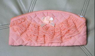 Pouch from japan almost new