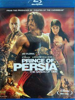 Prince of Persia: The Sands of Time (2010) Blu Ray preloved Kingsley Gyllenhaal