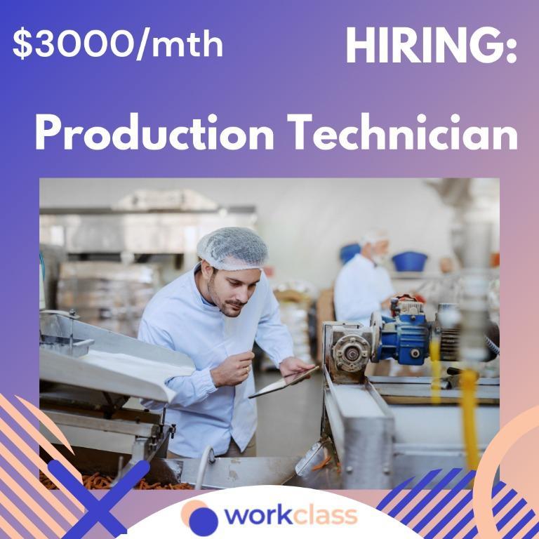 production technician