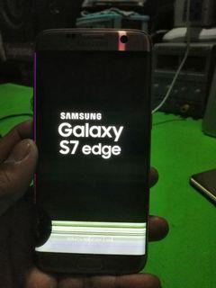 Samsung S7 Edge untuk spt screen pecah