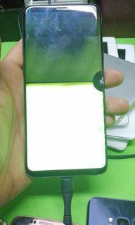 Samsung s9 plus screen pecah board ok