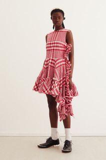 Simone Rocha x H&M - Asymmetric Cotton Dress