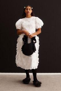 Simone Rocha x H&M - Eyelet Embroidery Dress