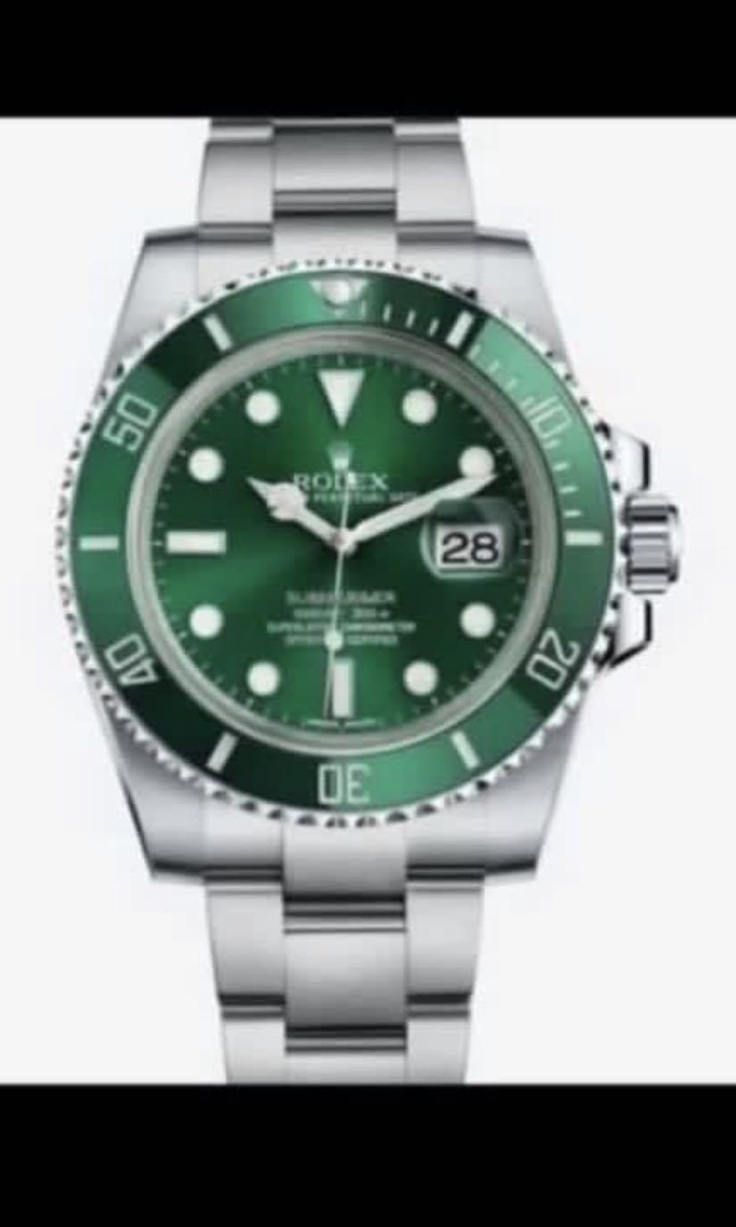 WTB Rolex Hulk 116610LV