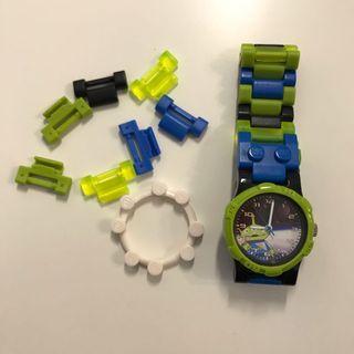 樂高積木三眼怪手錶