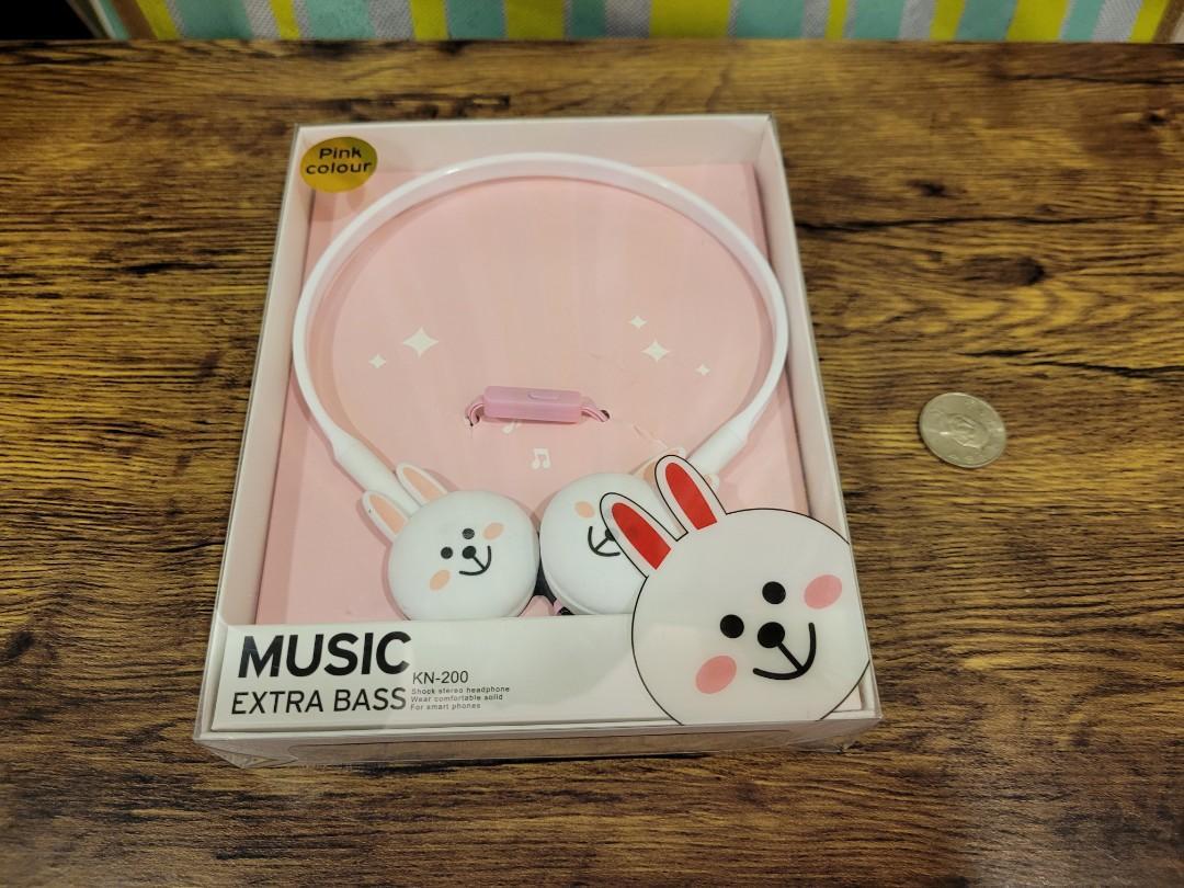 可愛造型耳機