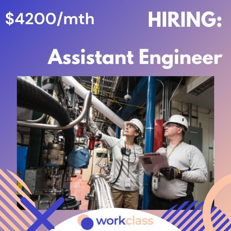 Assistant engineer