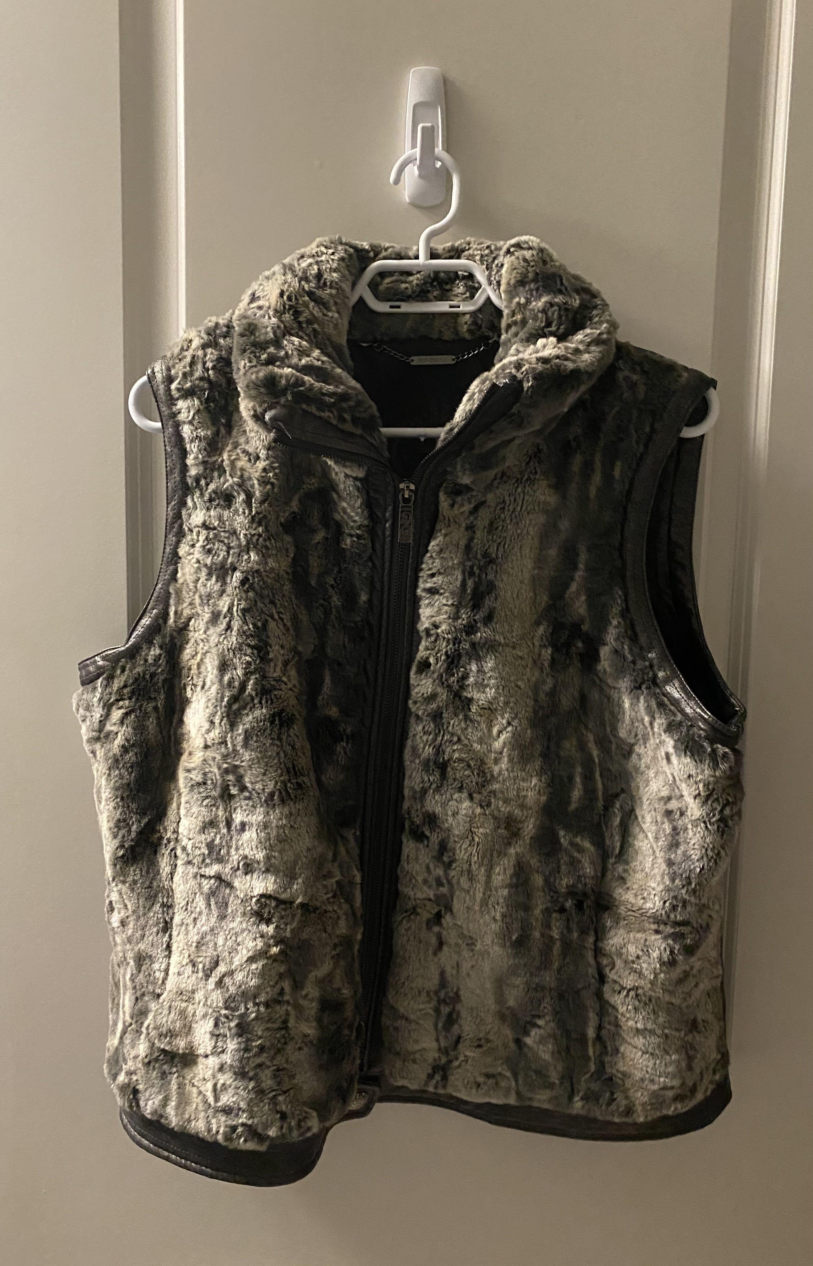 Big Chill Faux Fur Vest
