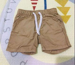 Celana pendek baby 3M - 6M