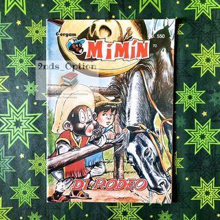Cergam Mimin Vol.70: Di Rodeo by Yolanda Vargas Dulche dan Sixto Valencia