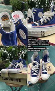 Converse hwc nba blue