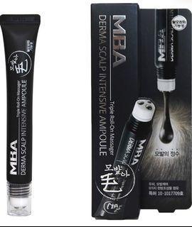 Derma Scalp intensive ampoules | Hair growth treatment