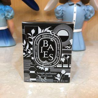 限量專櫃正品Diptyque黑五系列香氛蠟燭
