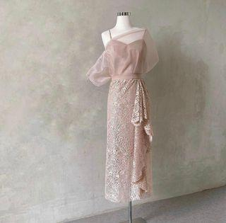 For Rent : Top & Skirt