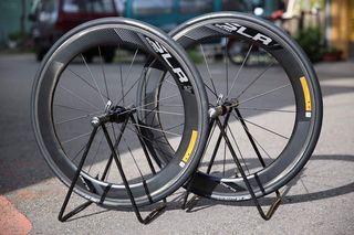 Giant SLR 0 ZERO 65mm TUBELESS RIM BRAKE wheelset