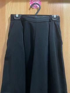 私物🌸超顯瘦GU寬褲裙