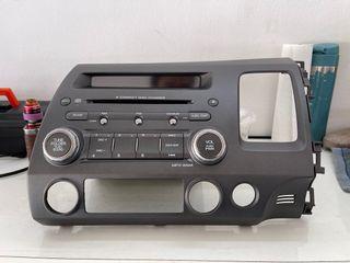 Honda Civic FD2 Original OEM 6 CD Changer Player