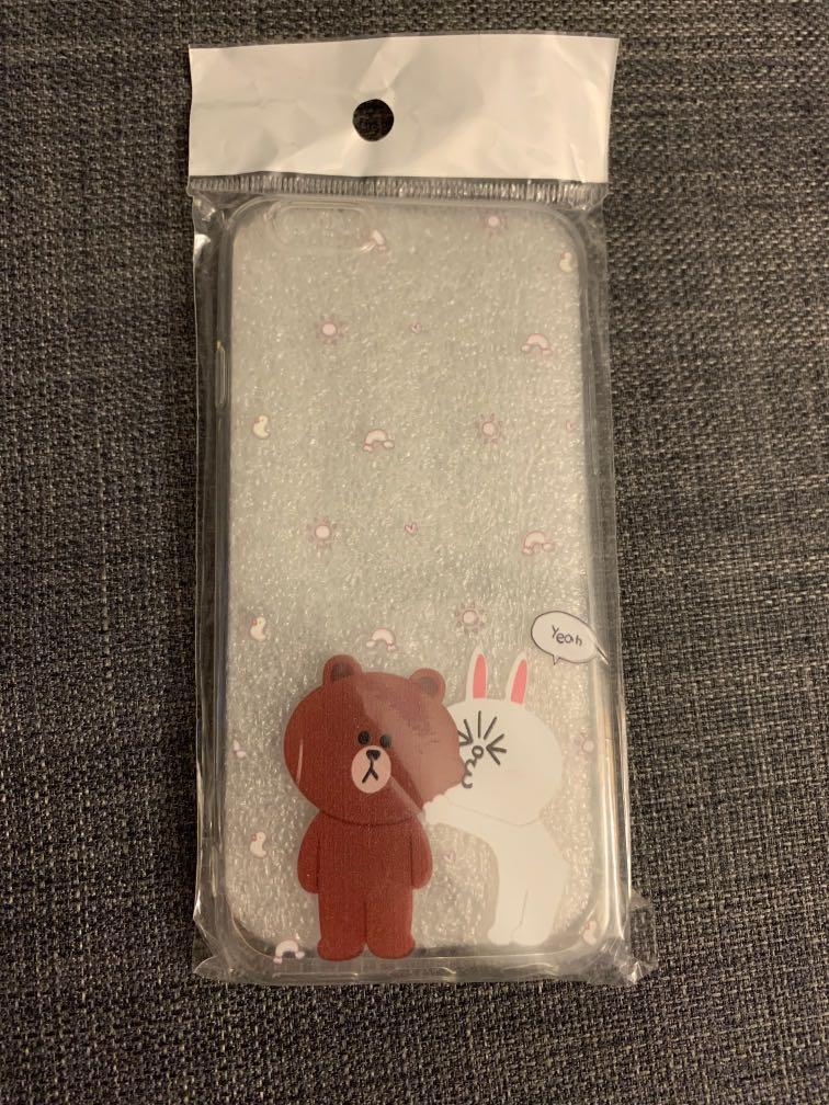 Line Friends iPhone 6/6S Case