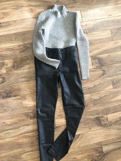 Marido Wool sweater & Armani jeans set