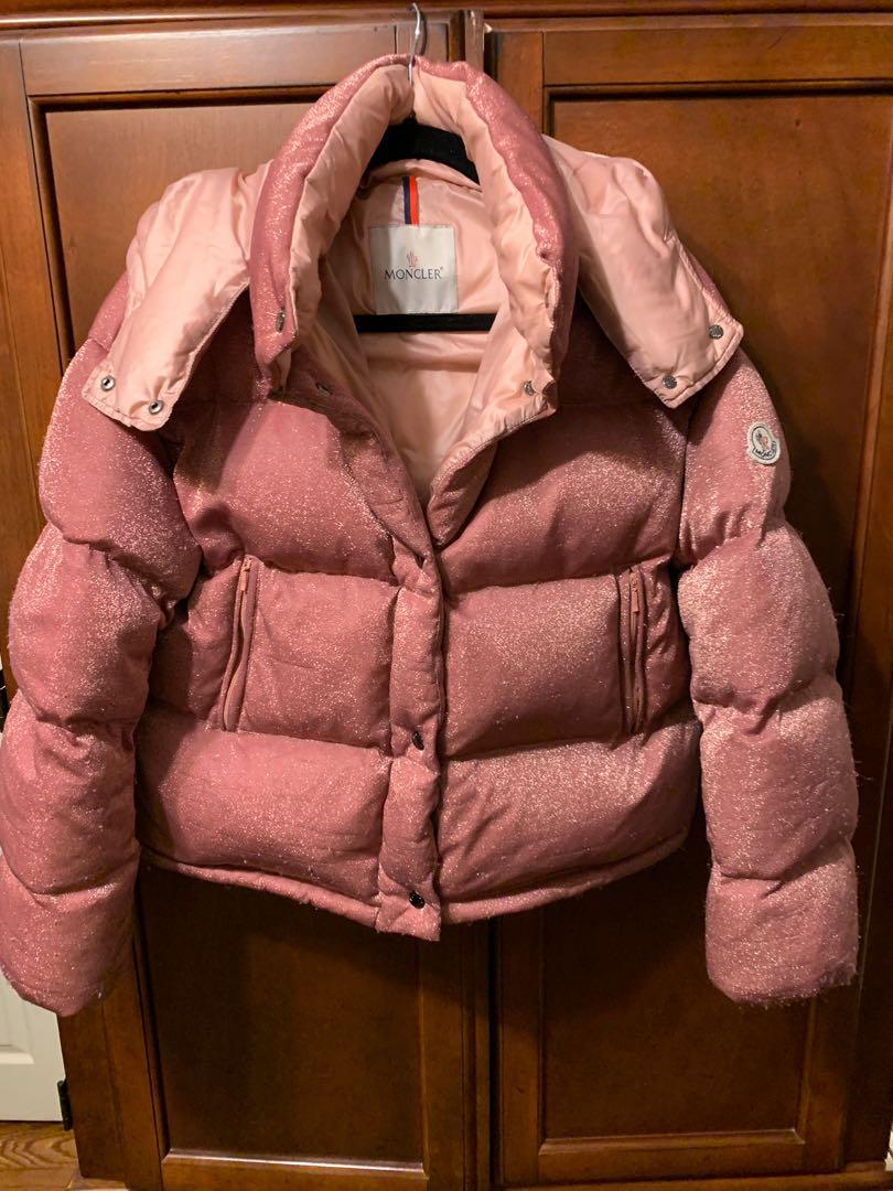Moncler Caille Puffer winter coat