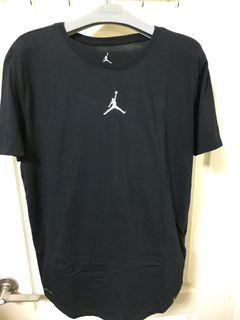 Nike Air Jordan logo 短Tee 黑白 基本款 跳跳人 AR7416013