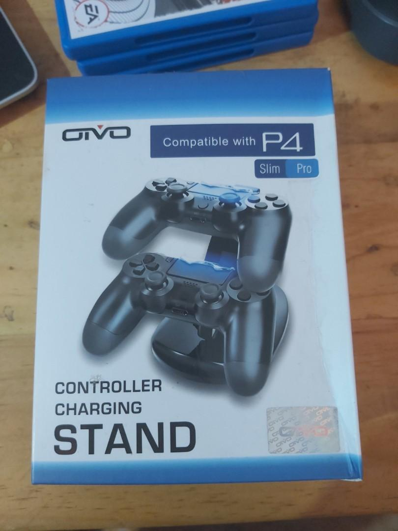 OIVO controller ps4 Stand charger