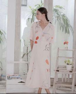 Post The Label Printed Dress - M