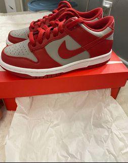 Red/Grey Varsity Nike Dunk Low