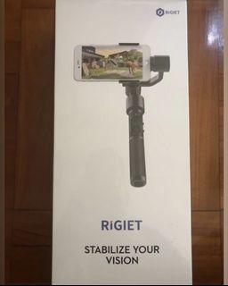 Rigiet手持穩定儀stabilizer