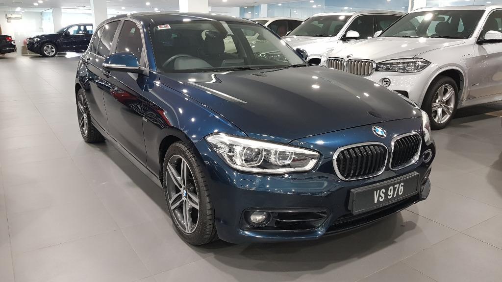 2016 BMW 118i Sport Hatchback
