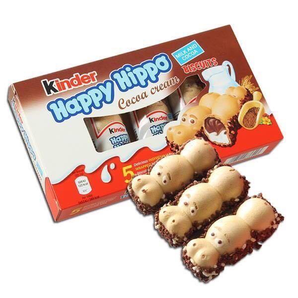 健達河馬繽紛樂巧克力