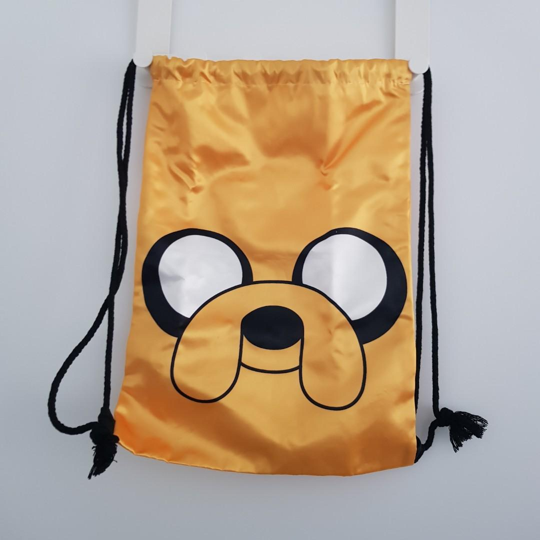 Adventure Time Jake Drawstring Backpack