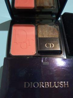 Authentic Christian Dior Blush on