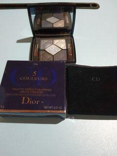 Authentic Christian Dior Eyeshadow Palette