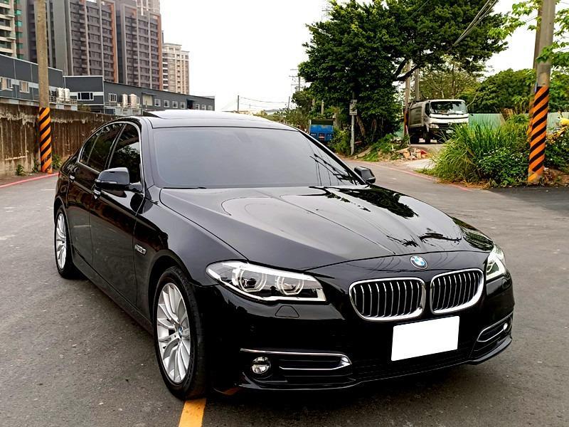 【阿傑中古車】BMW F10 528I
