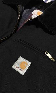 美製 Carhartt Detroit Jacket 底特律 燈芯絨領 外套 夾克 工裝 工作外套 星際效應