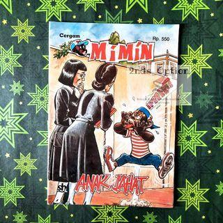 Cergam Mimin Vol.81: Anak Jahat by Yolanda Vargas Dulche dan Sixto Valencia