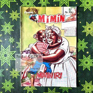 Cergam Mimin Vol.89: Mimin Iri by Yolanda Vargas Dulche dan Sixto Valencia