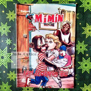 Cergam Mimin Vol.91: Hati Seorang Ibu by Yolanda Vargas Dulche dan Sixto Valencia