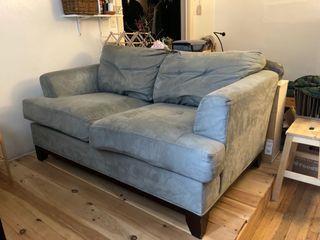Comfy Grey sofa