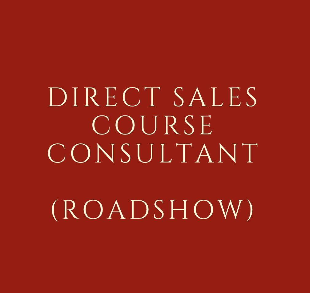 Course consultants for roadshow (SkillFuture)