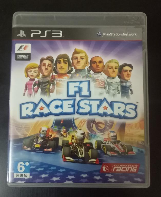 F1 巨星卡丁賽 PS3 F1 RACE STARS
