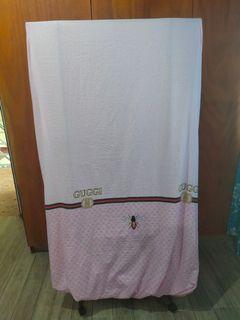 Full garter queen-king size bedsheets